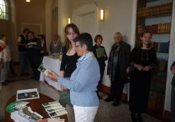 2012 – colleagues from Koblenz in Kladno, exhibition World Heritage in Rhineland-Palantine