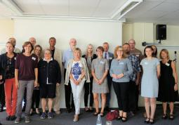 2018 - SVK Kladno in Koblenz, Germany - participants of the conference